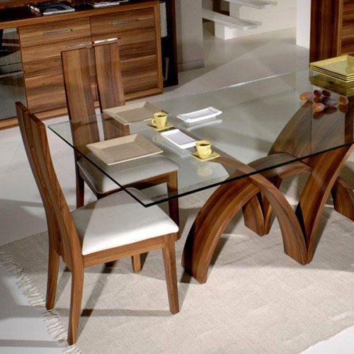Столы по материалам и исполнению