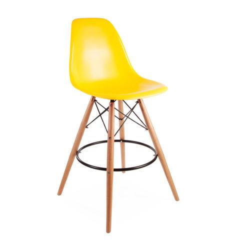 bar-stool-yellow